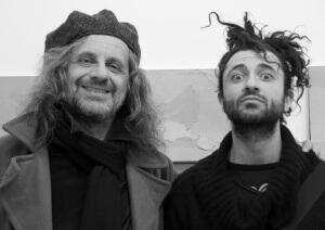 Alessandro Bergonzoni e Brice Coniglio di ConiglioViola