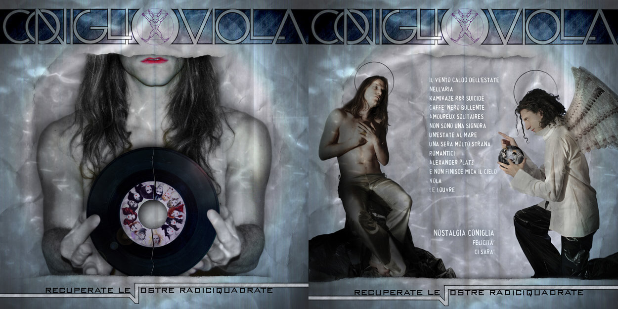 On March 8th ConiglioViola's album will be published